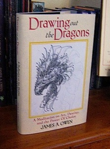 Drawing Out The Dragons in print