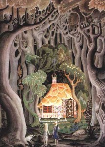 Hansel and Gretel by Kay Nielsen