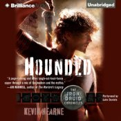 Audio reviews: Soulless, Hounded