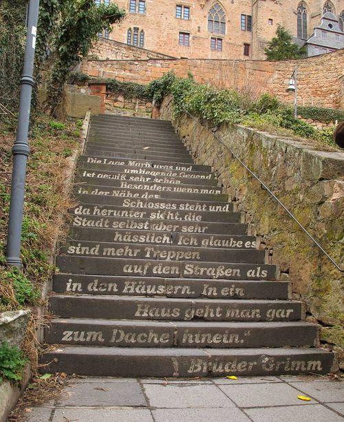 Marburg Stairs