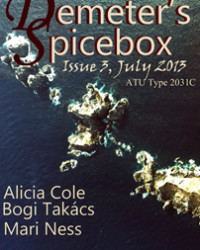 Issue Three of Demeter's Spicebox